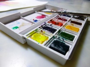 Benefits of Watercolor Paints vs. Oils or Acrylics