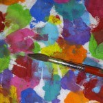 Quick Tip: Mixing Colors with Watercolor Paints