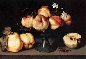 Fede Galizia, Still-Life, 1560