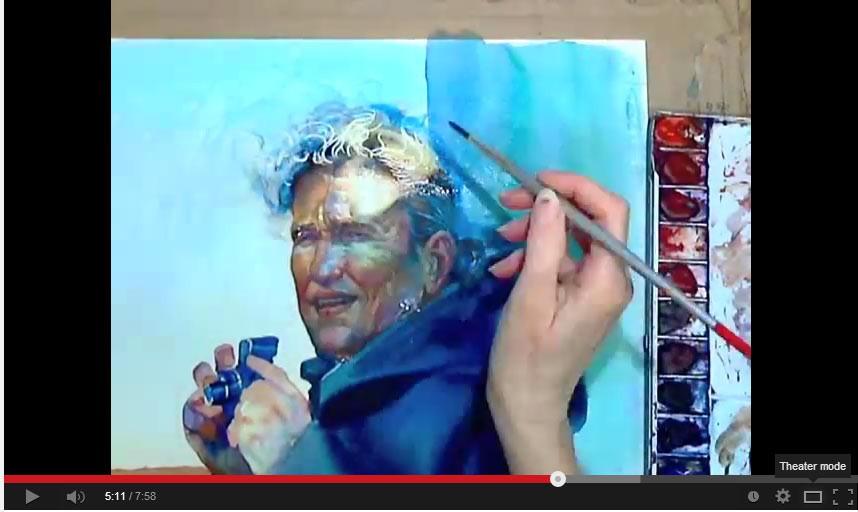 watercolorvideo